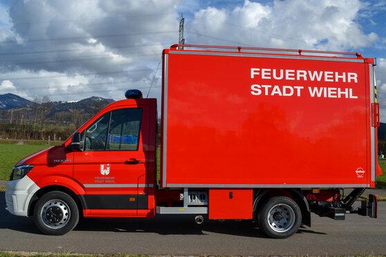 Feuerwehr Stadt Wiehl, DE-51674 Wiehl