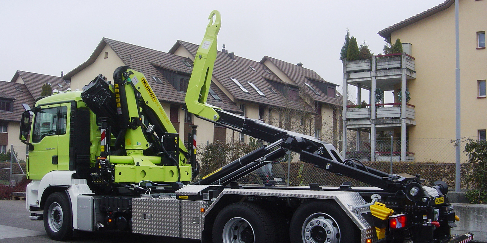 TELESCOPIC T18A ACTS